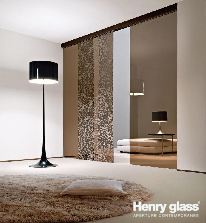 Porte in vetro Henry glass