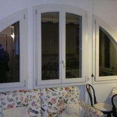Finestra ad arco Oknoplast Bordighera