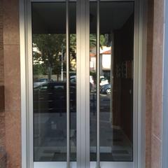 Porta condominiale - Nizza