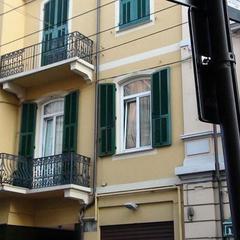 Finestre ad arco con sopraluce fisso Ventimiglia