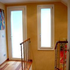 Finestre e porta finestra pvc bianco ventimiglia