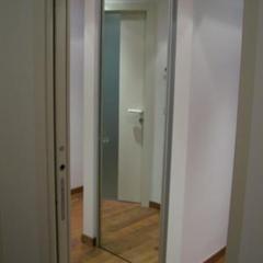 Porta in vetro specchiata Ventimiglia