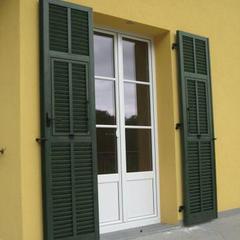 porta finestra e persiane dolceacqua