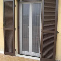 Finestre pvc Zanzariere e persiane in alluminio Sanremo